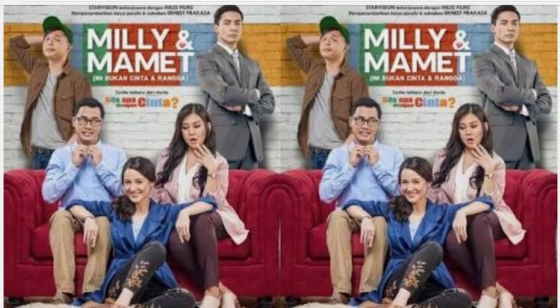 Milly & Mamet: Ini Bukan Cinta & Rangga, Dalam Sebuah Review