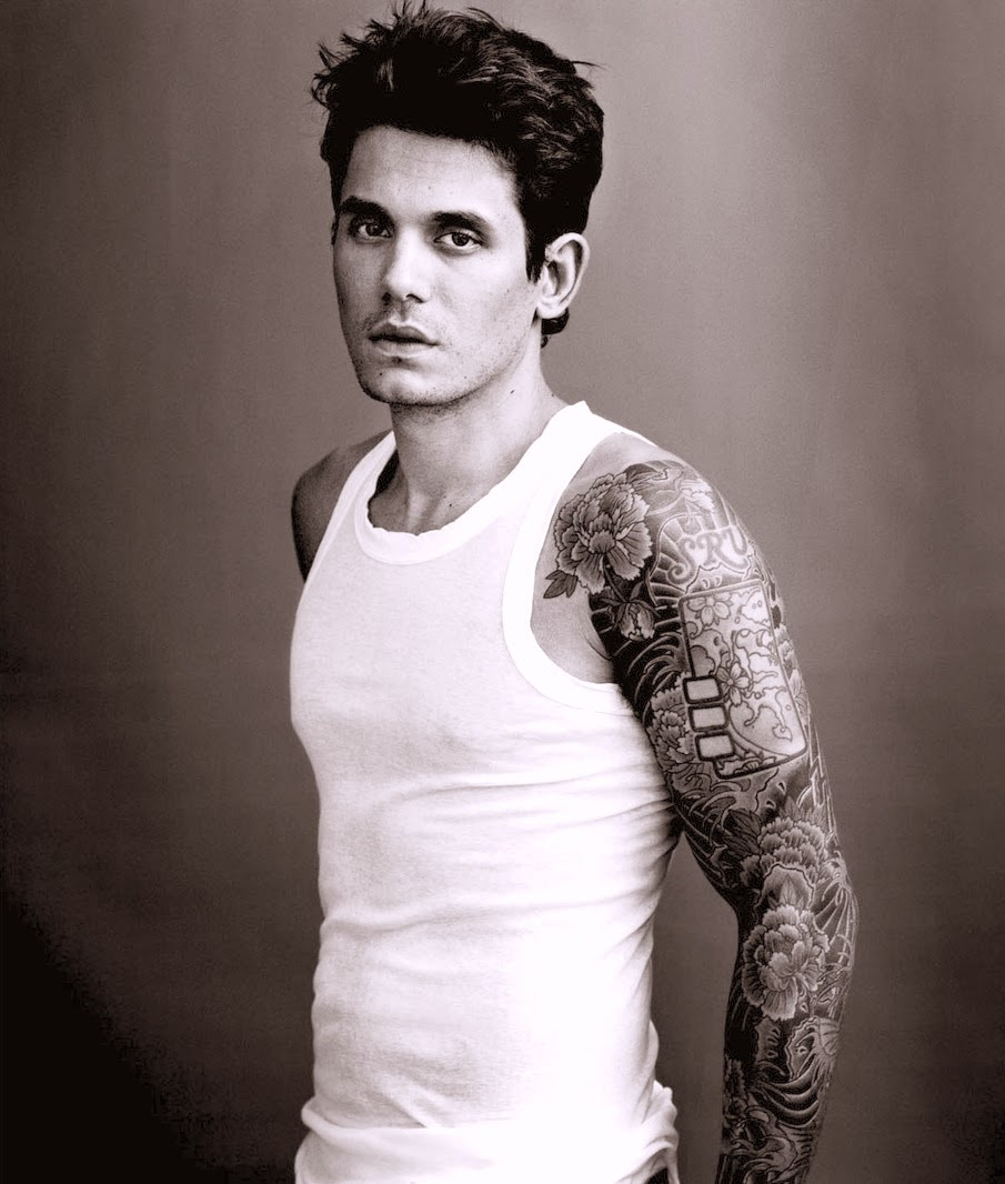 John Mayer Wallpaper: John Mayer Half Shirt Images