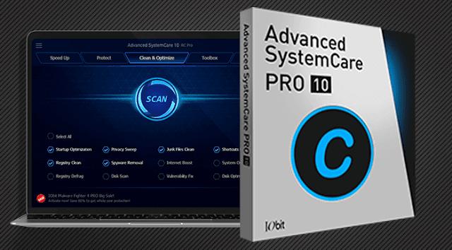 تحميل برنامج Advanced SystemCare 10 PRO +التفعيل