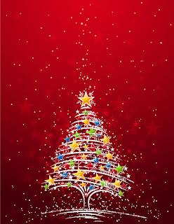Desain Background Kartu Natal | Gosip Gambar