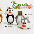 JUAL FLASHDISK UNIK MODEL SYLVESTER
