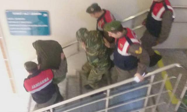 Ραγδαίες εξελίξεις με τους δυο Έλληνες στρατιωτικούς - Στον «αέρα» η δίκη