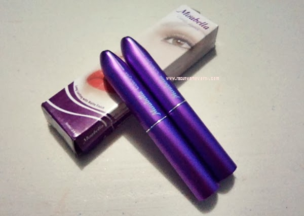 Review Mirabella Colorfix Lipstick