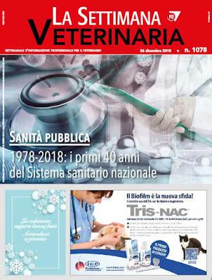 clicca qui per richiedere una copia cartacea della rivista La Settimana Veterinaria