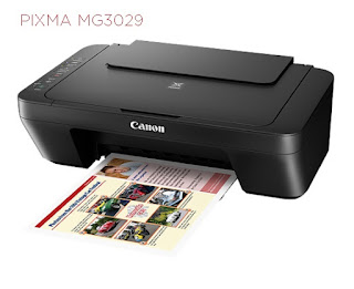 Canon PIXMA MG3029 Drivers & Software Support