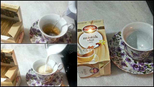 Doğuş Mistik Çay