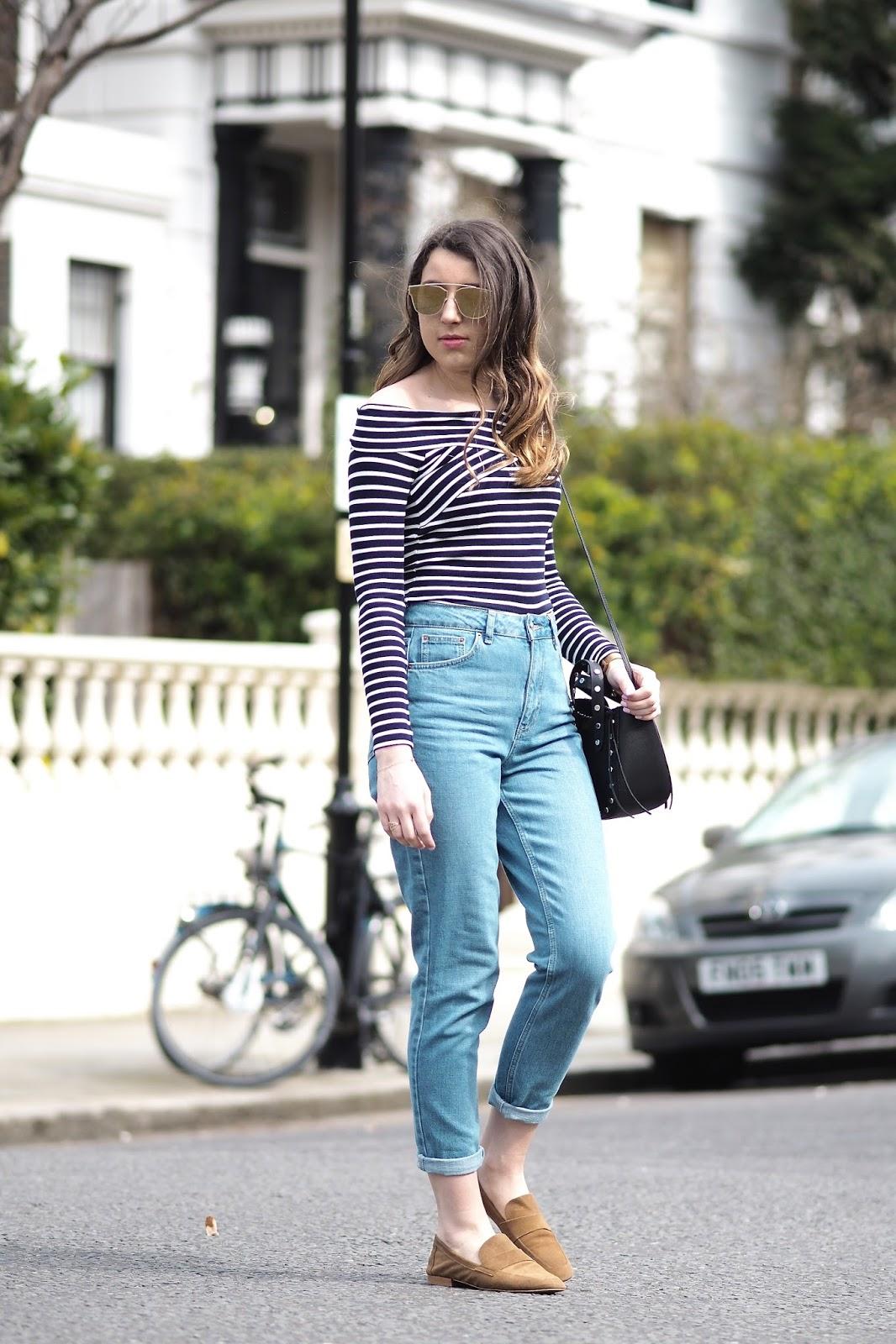 0b591eada1 Topshop  MOM  Jeans