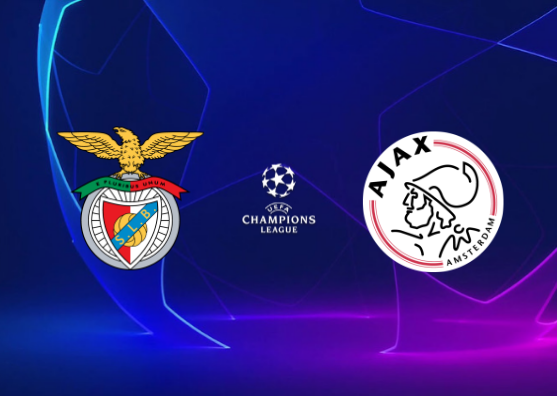 Benfica vs Ajax - Highlights 07 Nov 2018