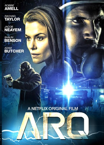 ARQ (2016) [BDrip Latino] [Ciencia Ficcion]