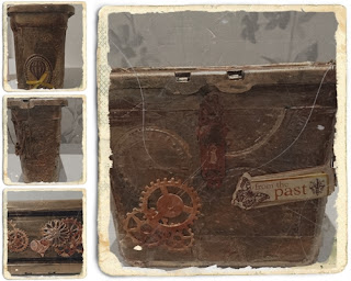 collage varios planos cofre steampunk