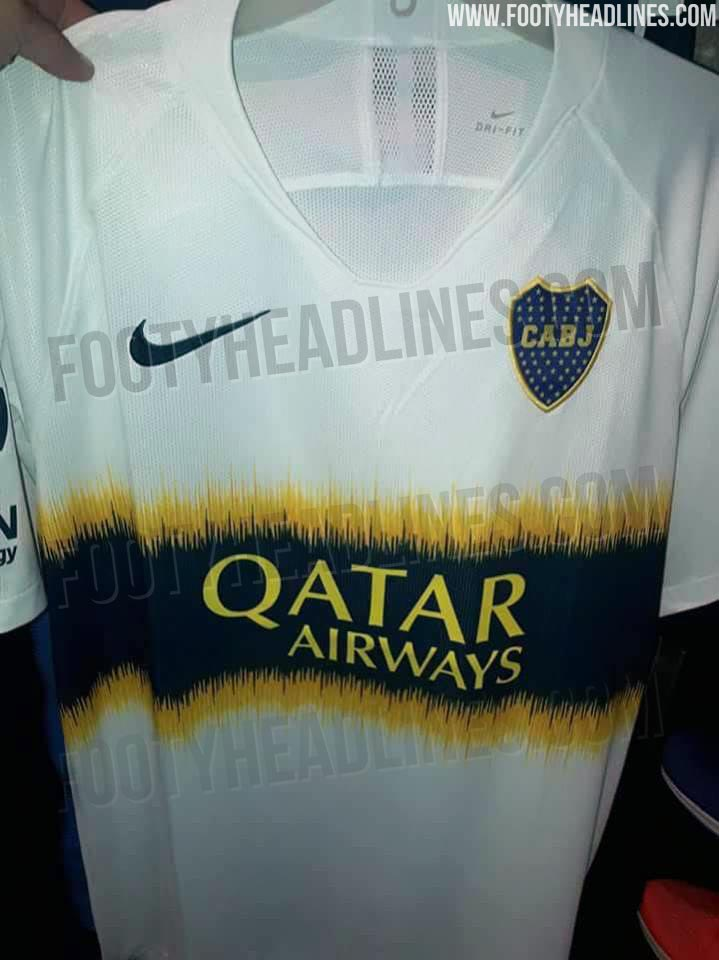 low cost ba0b9 5b4ff Boca Juniors 18-19 Home & Away Kits Leaked | Futbolgrid