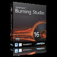 Ashampoo Burning Studio 2016 v18.0.0 Full Version