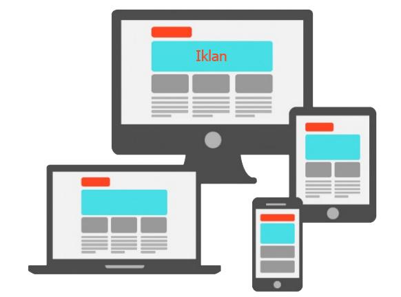 Cara memasang Iklan di Atas dan di Bawah Postingan Blog