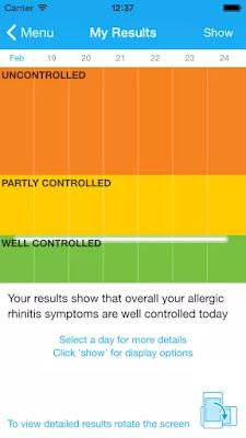 Diário da Alergia