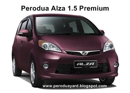 Perodua Promotion - Call 012-671 8757: Perodua Alza 1.5