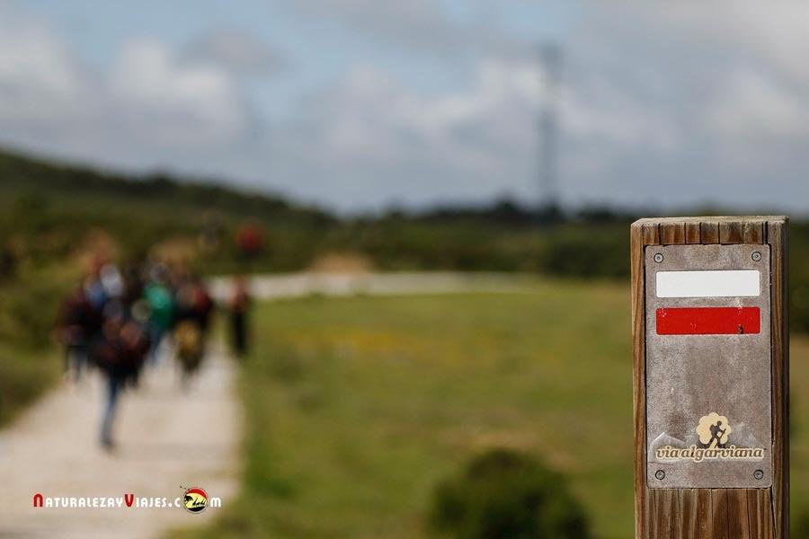 Senderismo en Algarve. GR13