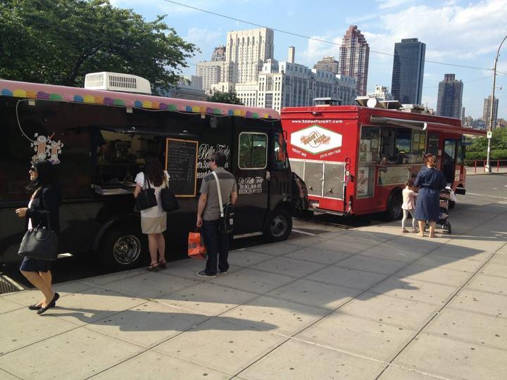 Roosevelt Island Food Trucks