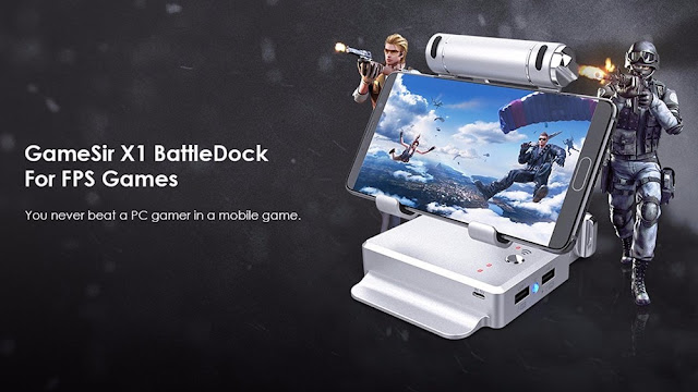 GameSir X1 BattleDock