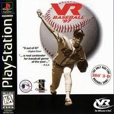 VR Baseball 97 - PS1 - ISOs Download