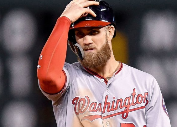 Bryce Harper could land in Philadelphia with the Phillies