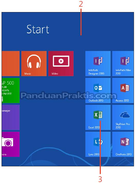 Langkah Menjalankan Microsoft Excel : langkah, menjalankan, microsoft, excel, Memulai, Menjalankan, Excel