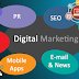 Digital Marketing - Changing Marketing Trends And Its Benefits
