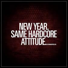 New Year 2019 Attitude Status.