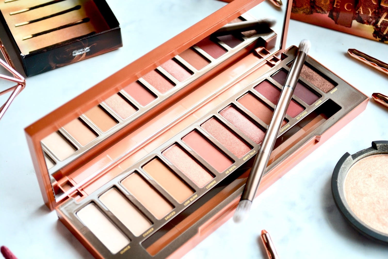 Urban Decay Naked Heat Palette
