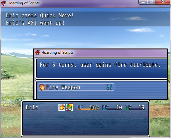 Auto Skill on Turn/Action End | RPG Maker Forums