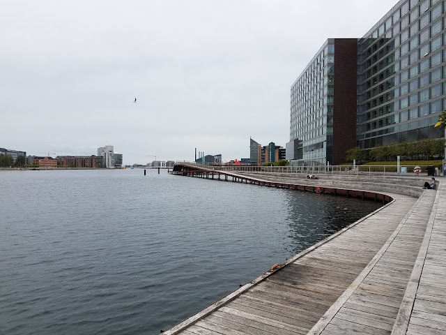 Early Morning Run - Copenhagen