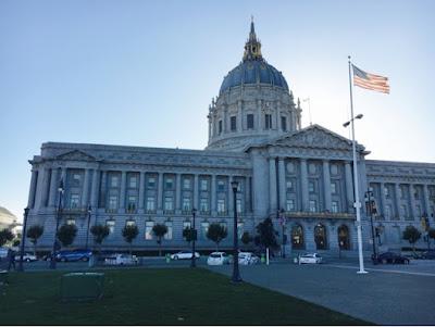 San Francisco - California Mairie