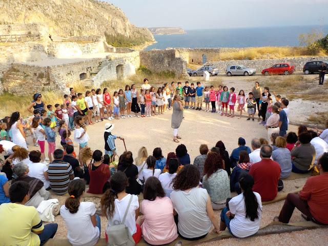 Εκπαιδεύοντας το κοινό στο Αρχαίο Δράμα: Οι δράσεις ξεκινούν από το Ναύπλιο