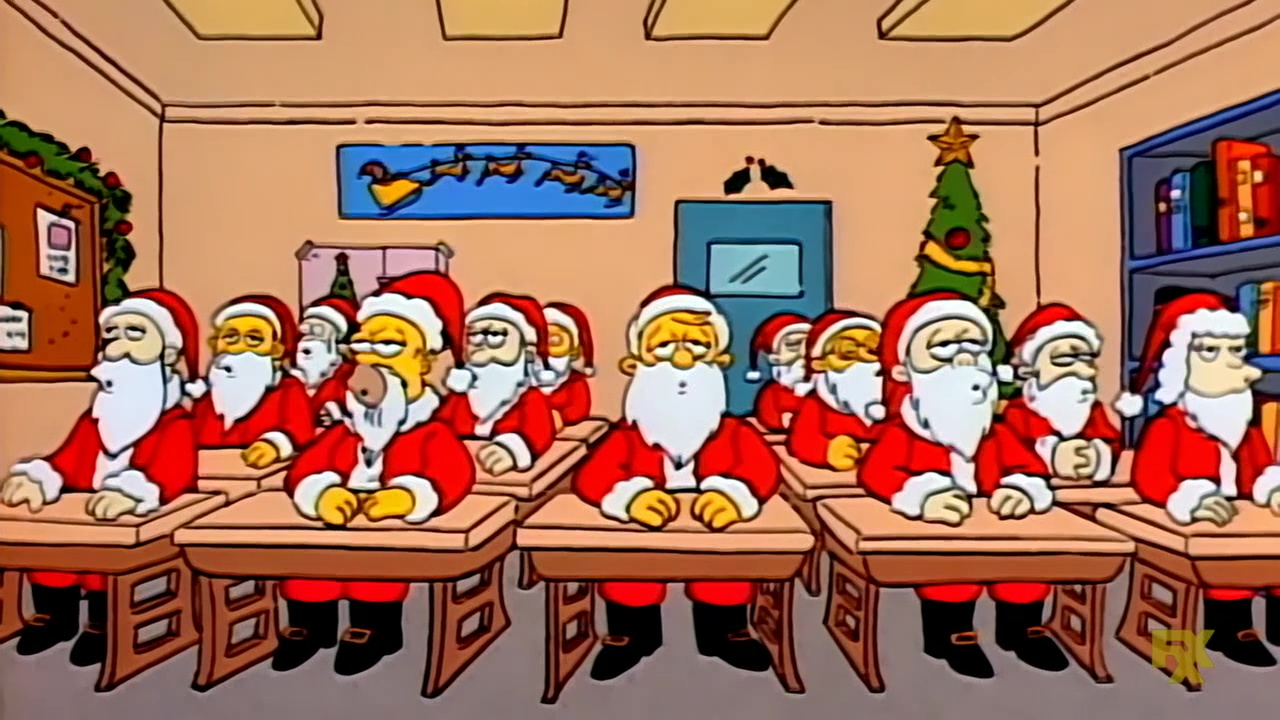 Simpsons Christmas Boogie.Woo Hoo Classic Simpsons Trivia December 12th 2017 Toronto