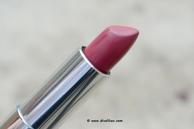 Maybelline Color Sensational Creamy Matte Lipstick Touch Of Spice Review