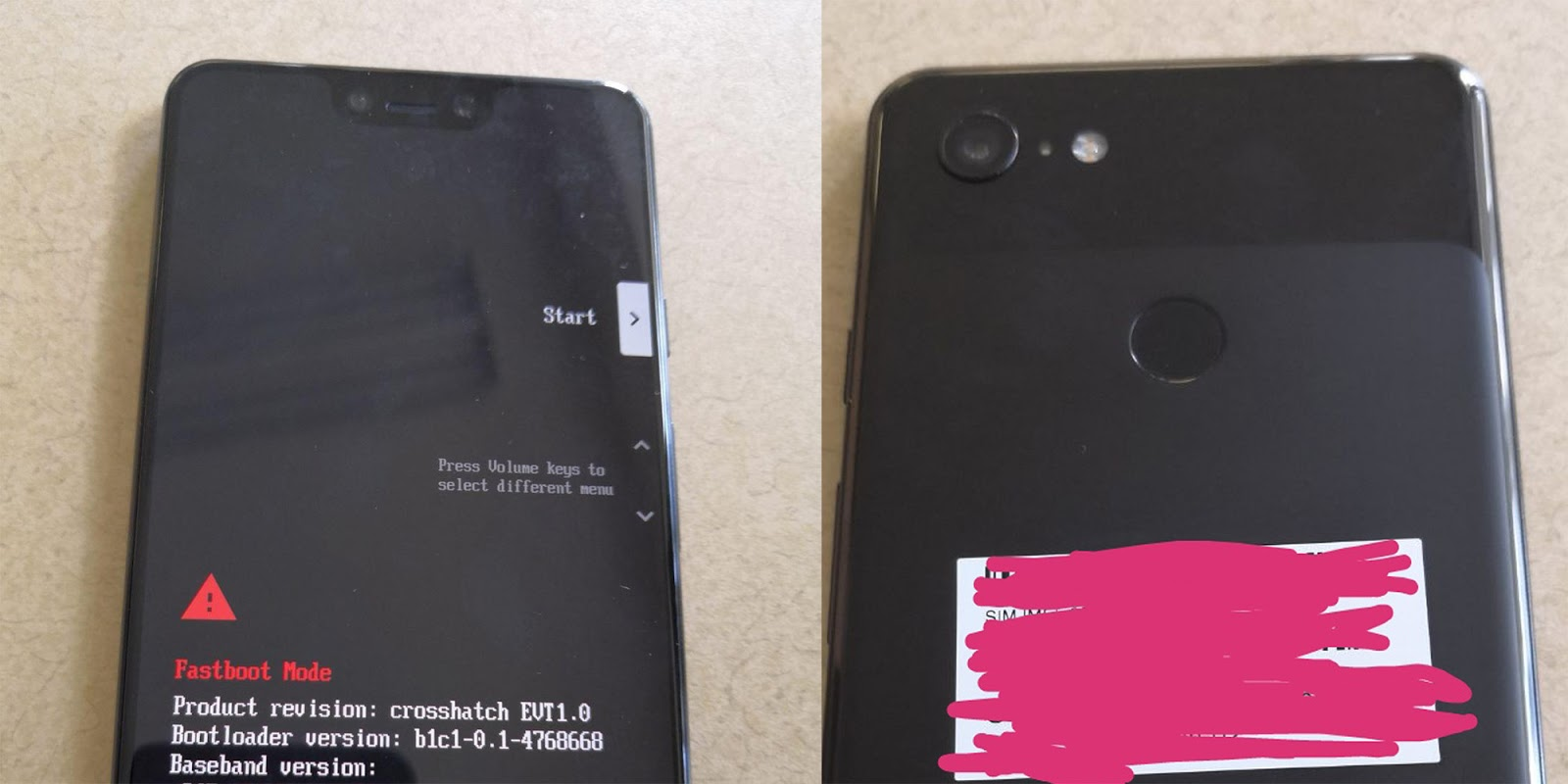 [Leaked] Google Pixel 3 XL In All Its Glory Shows Us The Notch And More