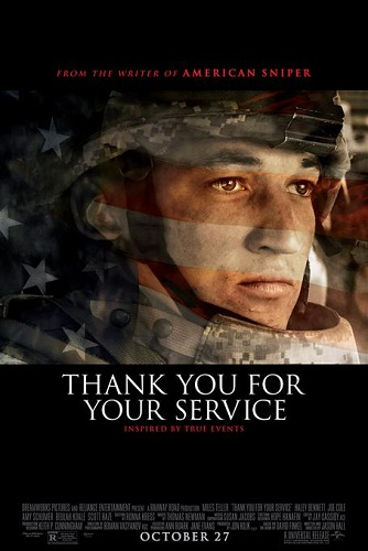 Film Thank You For Your Service 2017
