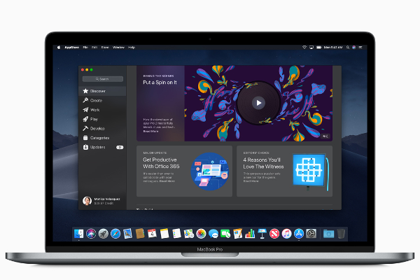 All-new Mac App Store