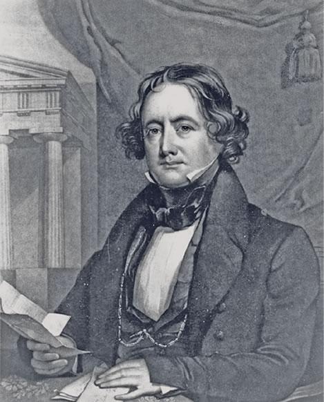 In American History Nicholas Biddle