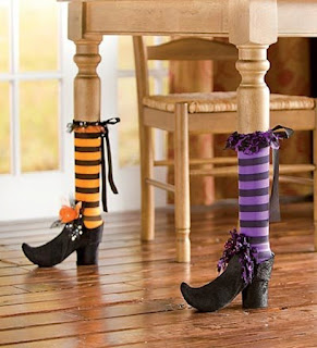 Halloween, Detalles de Decoracion