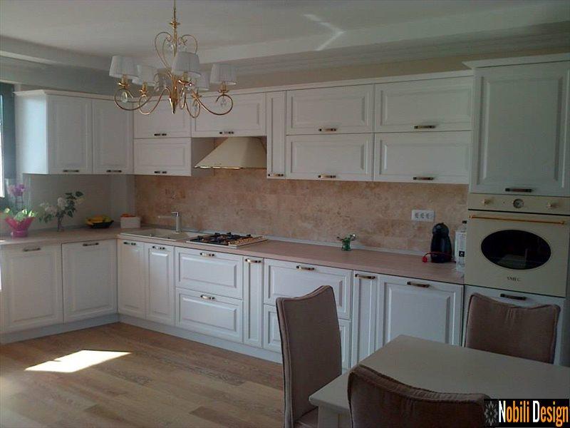 amenajari interioare bucatarii clasice amenajare bucatarie clasica casa constanta. Black Bedroom Furniture Sets. Home Design Ideas