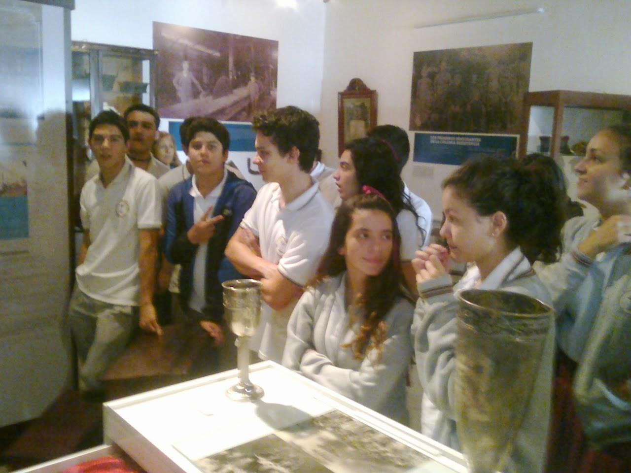 Visitas, 2015, Colegios