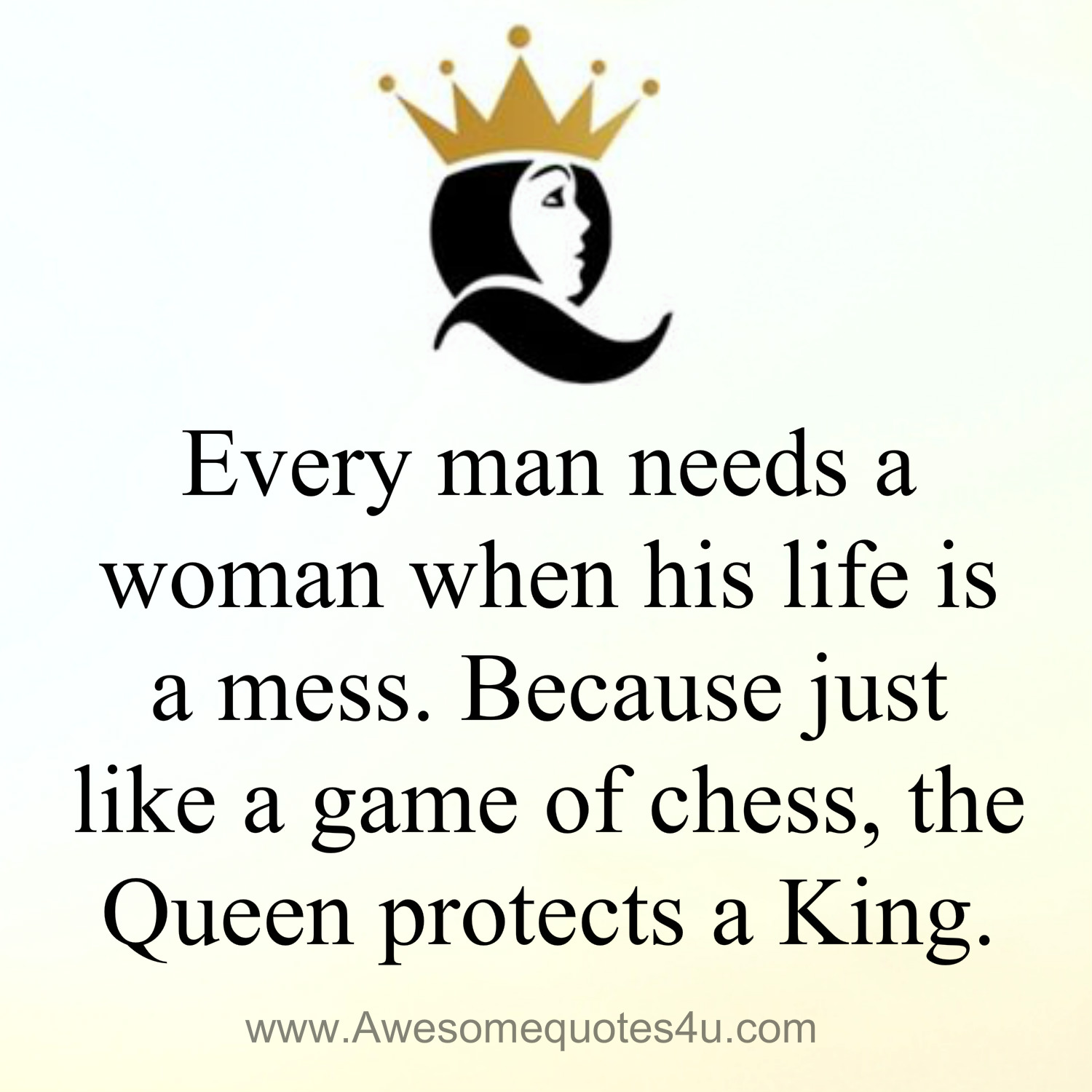 A Woman Every Man Needs Quotes