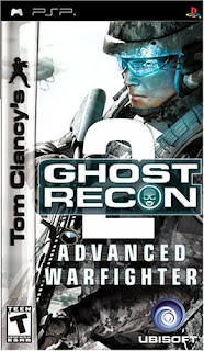 Gambar Tom Clancys Ghost Recon Advanced Warfighter 2 iso PSP/PPSSPP