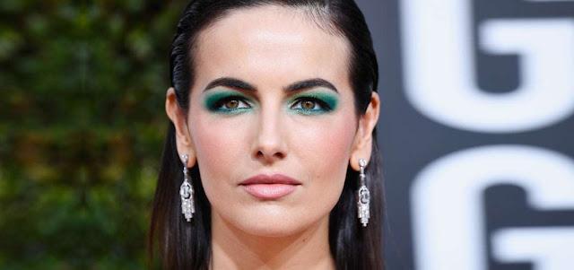 Los mejores looks de maquillaje y peinado en los Golden Globes 2019