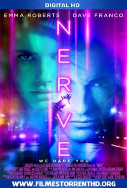 Baixar Nerve: Um Jogo Sem Regras – Torrent Bluray Rip 720p | 1080p Dublado (2016)