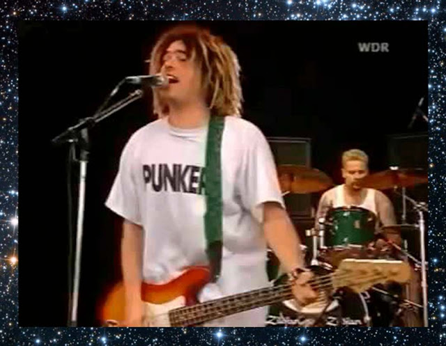 PUNKER shirt worn by Fat Mike NOFX, Bizarre Festival, 1995. PYGear.com