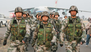 Chinese Army's Ladakh and Himachal in Uttarakhand, infiltrated 14 times in 14 days