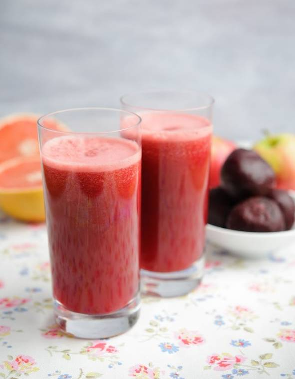Eating Beetroot May Improve Running Speed :Beetroot Juice Recipes