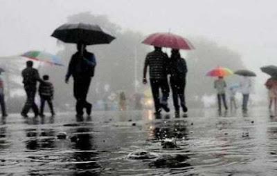 उत्तराखंड में ऑरेंज अलर्ट, आज और कल हो सकती है भारी बारिश
