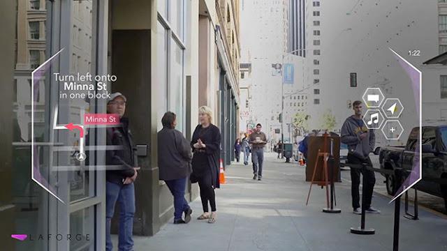 Mạng 5G sẽ giúp công nghệ AR di động trở nên hoàn hảo